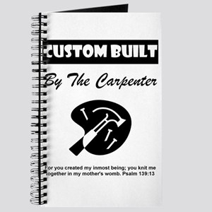 Custom Built By The Carpenter Journal