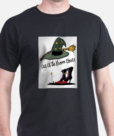 Out of the Broom Close T-Shirt