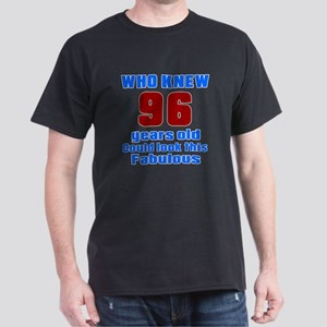 Who Knew 96 Years Old Could Look This Dark T-Shirt
