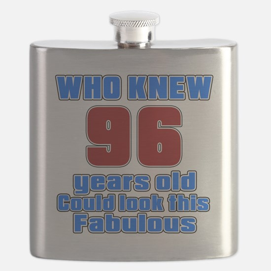 Who Knew 96 Years Old Could Look This Fabulo Flask