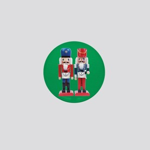 Happy Masons Nutcrackers Mini Button