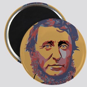Henry David Thoreau Magnets