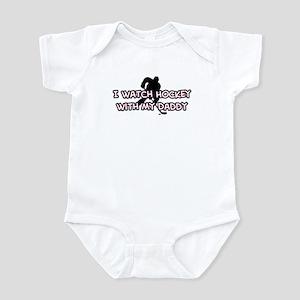 Colorado Hockey Daddy Infant Bodysuit