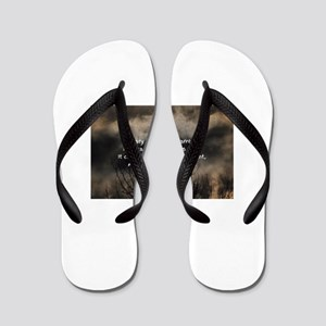 Halloween Flip Flops