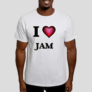 I Love Jam T-Shirt