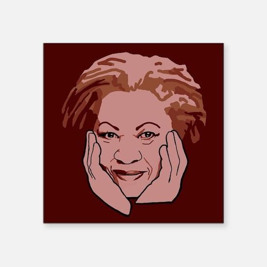 Toni Morrison Sticker