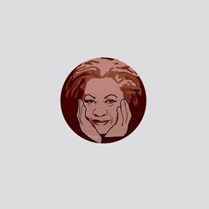 Toni Morrison Mini Button