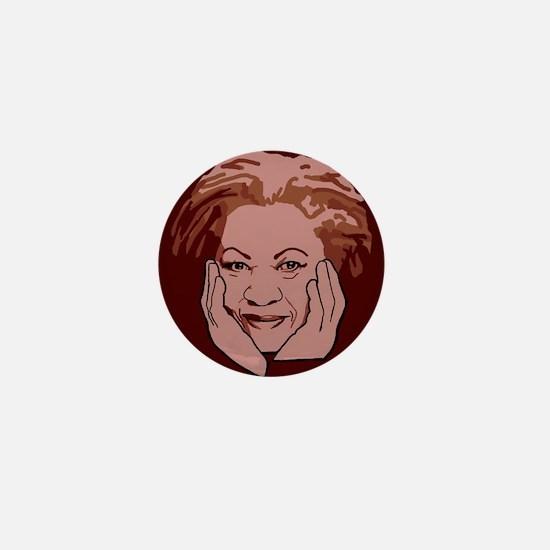Toni Morrison Mini Button