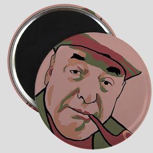 Pablo Neruda Magnets