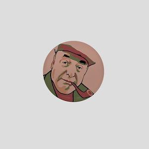 Pablo Neruda Mini Button