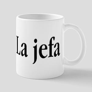 La Jefa Mugs