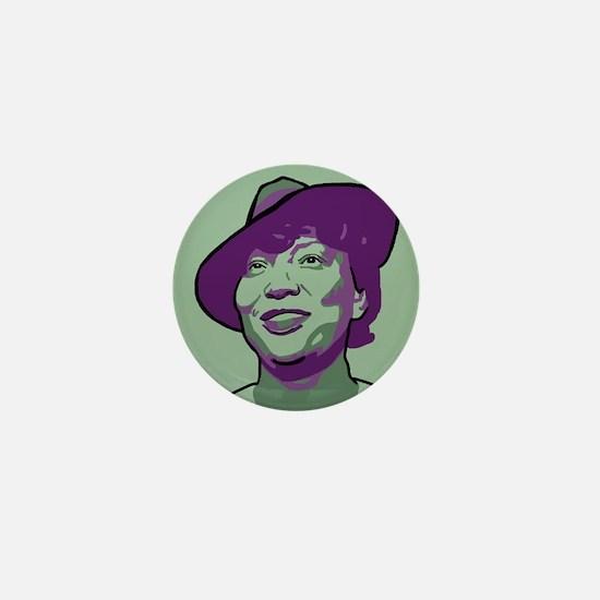 Zora Neale Hurston Mini Button