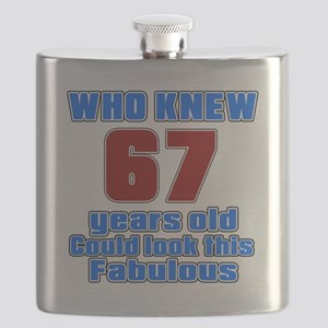 Who Knew 67 Years Old Could Look This Fabulo Flask