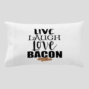 Love Bacon Pillow Case