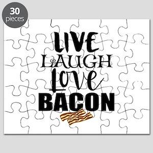 Love Bacon Puzzle