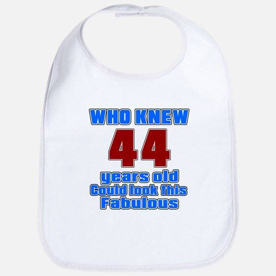 Who Knew 44 Years Old Could Look This Fabulous Bib