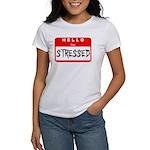 Hello I'm Stressed Women's T-Shirt