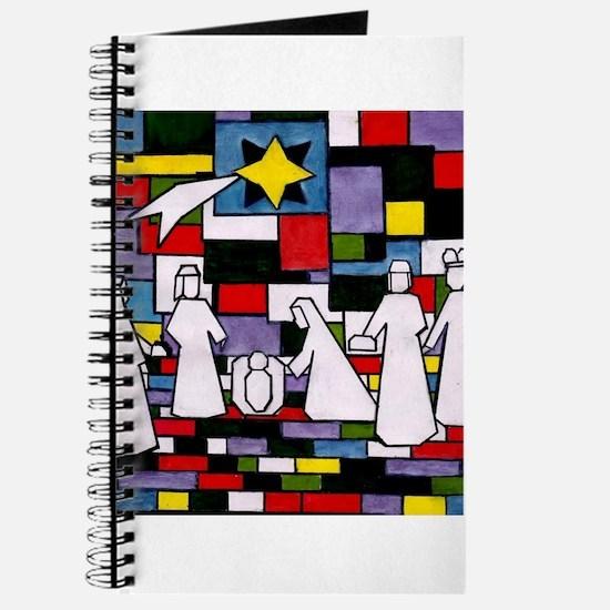 Mondrian Nativity - De Stijl - Neoplastici Journal