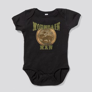 Mountain man gifts and t-shir Infant Bodysuit Body