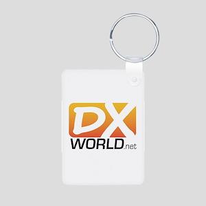 Dxworld Alinimium Keychains