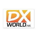 "Dxworld Sticker (20""X12"") Dec 20x12 Wall"