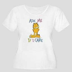ATT_CARE _APP Plus Size T-Shirt