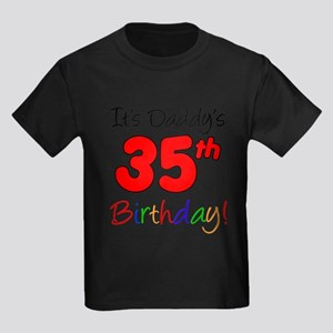 Daddys 35th Birthday T-Shirt