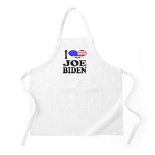 I Love Joe Biden Light Apron