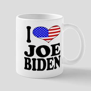 I Love Joe Biden Mug