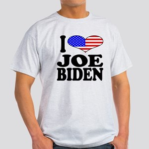 I Love Joe Biden Light T-Shirt