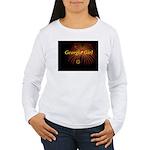 Hot Georgia Girl! Women's Long Sleeve T-Shirt
