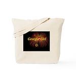 Hot Georgia Girl! Tote Bag