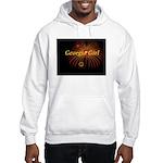 Hot Georgia Girl! Hooded Sweatshirt