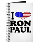 I Love Ron Paul Journal