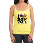 I Love Ron Paul Jr. Spaghetti Tank