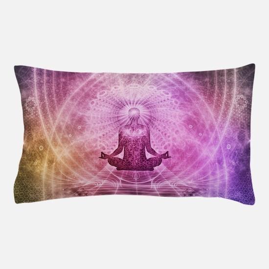 Unique Buddhism Pillow Case