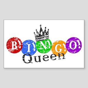 BINGO QUEEN Sticker