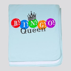 BINGO QUEEN baby blanket