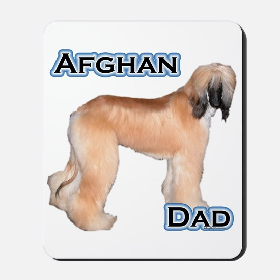 Afghan Dad4 Mousepad