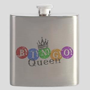 BINGO QUEEN Flask