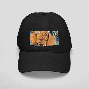 Vizsla Painting Baseball Hat