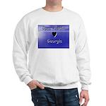 Gone Fishin in Georgia Sweatshirt