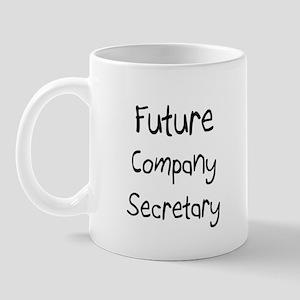 Future Company Secretary Mug