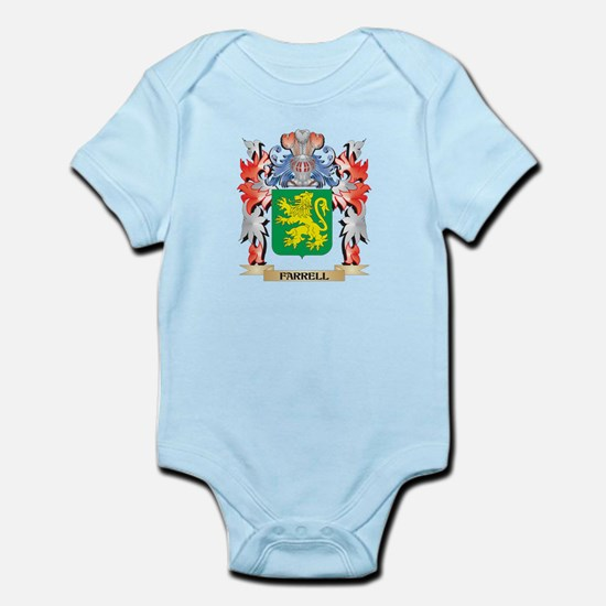 Farrell Coat of Arms - Family Crest Body Suit