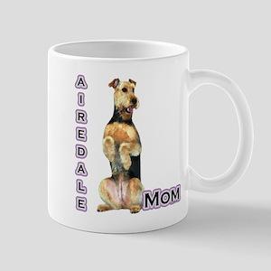 Airedale Mom4 Mug
