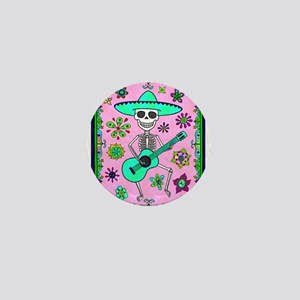 Best Seller Day of the Dead Mini Button