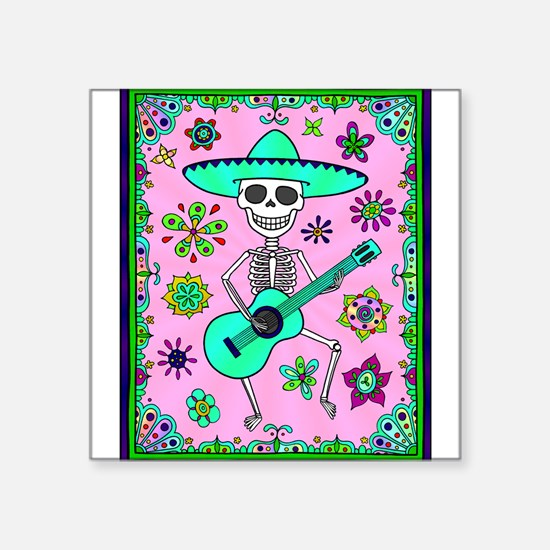 Best Seller Day of the Dead Sticker