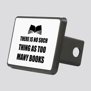 Too Many Books Hitch Cover