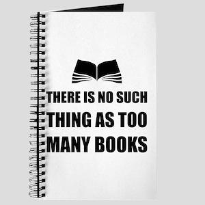 Too Many Books Journal