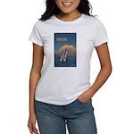 SEEK WHALE Women's T-Shirt